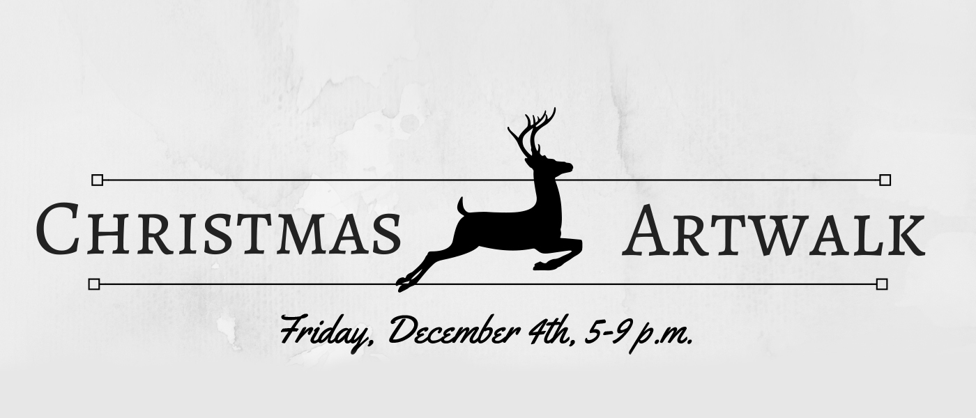 Christmas Artwalk 2015